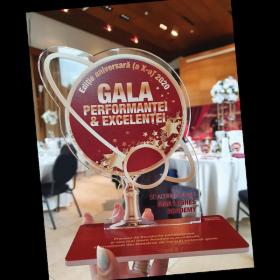 Premiu Gala Performantei si Excelentei